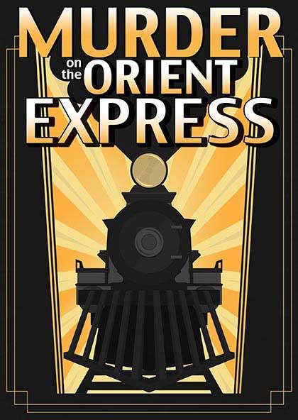 Meurtre sur l'Orient Express