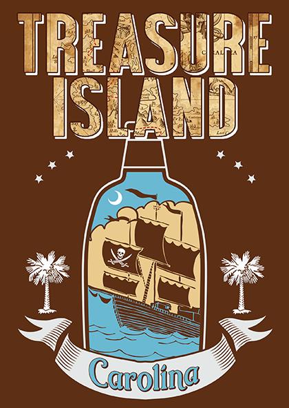Treasure Island Carolina