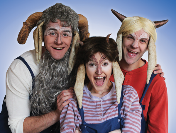 BILLY, GOAT, GRUFF The Musical