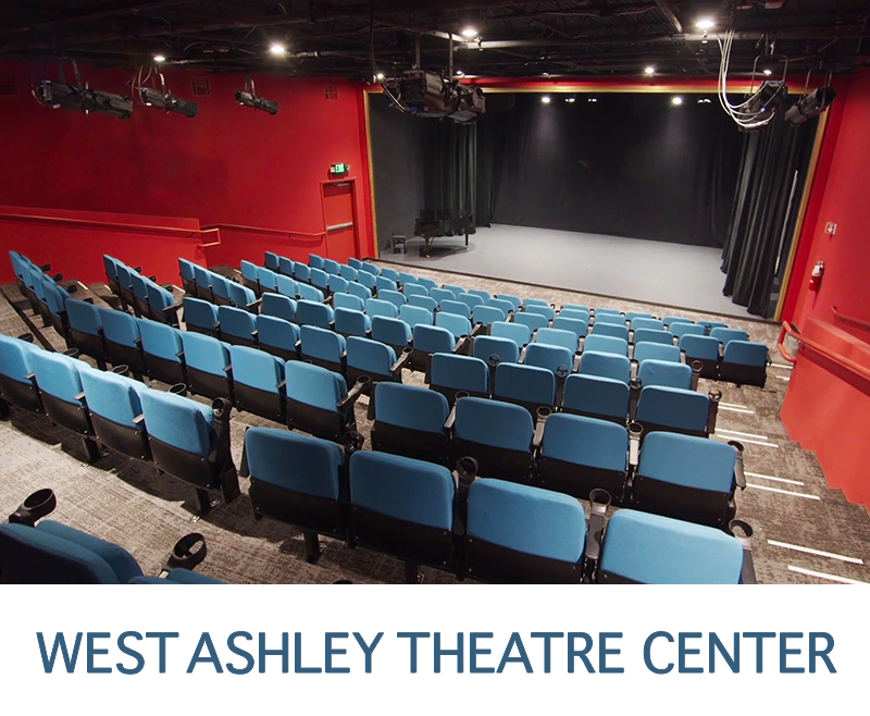Centro de teatro West Ashley