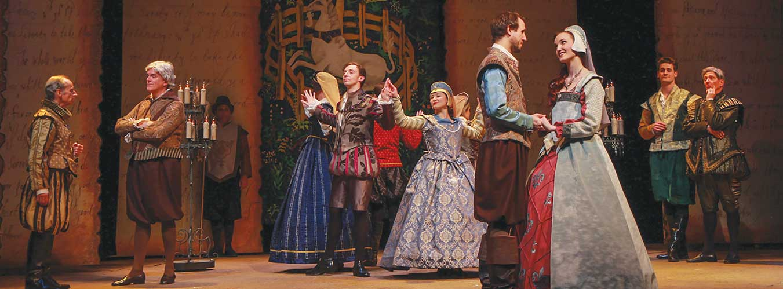Shakespeare innamorato